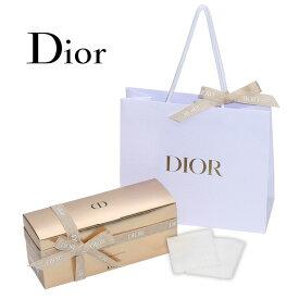 ディオール Dior コットン 100枚入 ロゴ入り オーガニック フェイシャルコットン プレゼントギフト プチギフトレディース