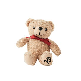 【BLESSオリジナルベア】プレゼント ギフト ラッピング ベア クマ 熊 ぬいぐるみ ジュエリー アクセサリー ブラウン ベージュ レッド BLESSオリジナル
