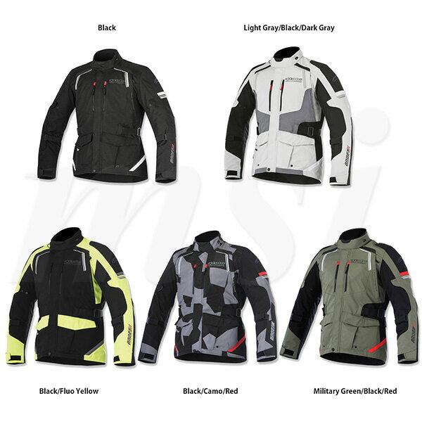 Alpinestars アルパインスターズ Andes Drystar v2 アンデス ドライスター テキスタイル ジャケット