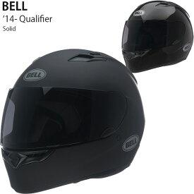 BELL ヘルメット Qualifier 14-19年 現行モデル ソリッドカラー