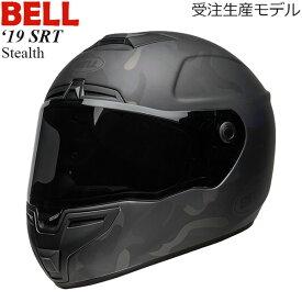 BELL ヘルメット 限定版 SRT 2019年 受注生産モデル Stealth