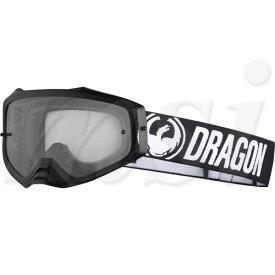 Dragon ドラゴン MXV Plus プラス MX ゴーグル Coal コール クリアレンズ 722-2053