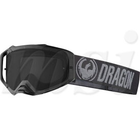 Dragon ドラゴン MXV MAX マックス MX ゴーグル ブラック スモークレンズ 722-2102