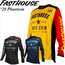 FastHouse オフロードジャージ Phantom 2020年 最新モデル
