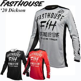 FastHouse オフロードジャージ Dickson 2020年 最新モデル