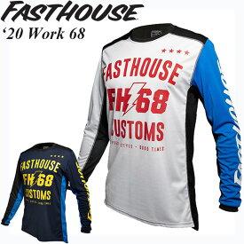 FastHouse オフロードジャージ Worx 68 2020年 最新モデル