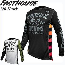 FastHouse オフロードジャージ Hawk 2020年 最新モデル