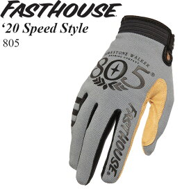 FastHouse グローブ Speed Style 2020年 最新モデル 805