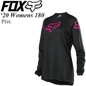 FOX オフロードジャージ 女性用 Womens 180 2020年 最新モデル Prix