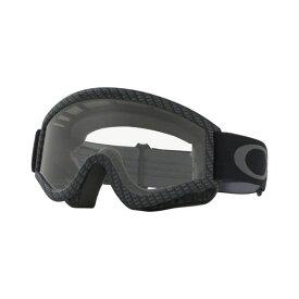 Oakley オークリー L Frame Lフレーム MX ゴーグル 眼鏡対応 カーボンファイバー クリアレンズ 01-230