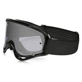 Oakley オークリー XS O Frame Sand Oフレーム サンド MX ゴーグル 子供用 ジェットブラック ダークグレー&クリアレンズ 01-630