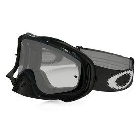 Oakley オークリー Crowbar クローバー MX ゴーグル マットカーボンファイバー クリアレンズ 01-703