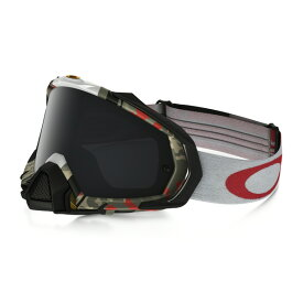 【値下げ特価】 Oakley MXゴーグル Mayhem Pro Flight Series Wolf Pack OO7051-28