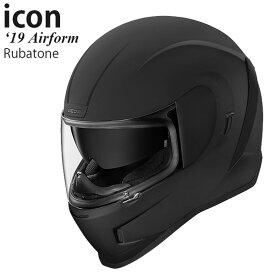 Icon ヘルメット Airform 2019年 最新モデル Rubatone