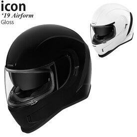 Icon ヘルメット Airform 2019年 最新モデル Gloss
