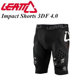 Leatt プロテクター Impact Shorts 3DF 4.0 2019-21年 現行モデル