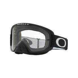Oakley オークリー O Frame 2.0 Oフレーム2.0 MX ゴーグル マットブラック クリア&ダークグレーレンズ OO7068-44