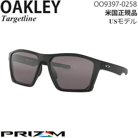 Oakley サングラス Targetline プリズムレンズ OO9397-0258