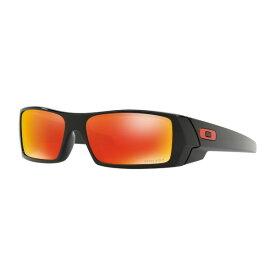Oakley オークリー サングラス Gascan ガスカン OO9014-4460 【Polished Black/Prizm Ruby】
