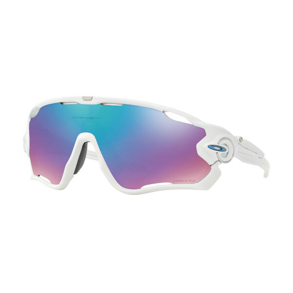Oakley オークリー サングラス Jawbreaker ジョウブレイカー OO9290-2131 【Polished White/Prizm Snow Sapphire Iridium】