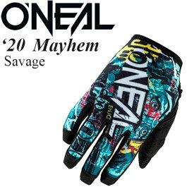 O'Neal グローブ Mayhem 2020年 最新モデル Savage