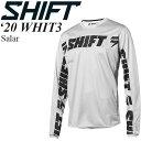 Shift オフロードジャージ WHIT3 2020年 最新モデル Salar