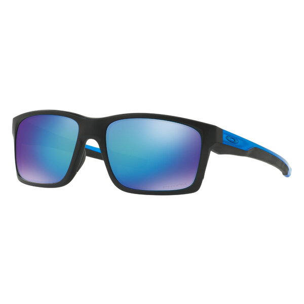 Oakley オークリー サングラス Mainlink メインリンク Sapphire Fade Collection サファイアフェイドコレクション OO9264-2557 【Matte Black Sapphire/Prizm Sapphire Polarized】