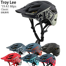 Troy Lee ヘルメット 自転車用 A1 Mips 2019年 最新モデル Classic