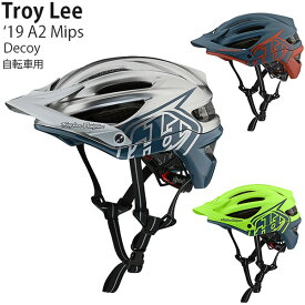 Troy Lee ヘルメット 自転車用 A2 Mips 2019年 最新モデル Decoy