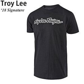 Troy Lee カジュアルシャツ 半袖 Signature 18-19年 現行モデル