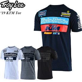 Troy Lee カジュアルシャツ 半袖 KTM Tee 2019年 モデル