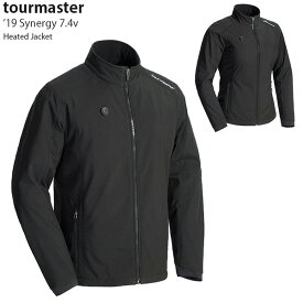tourmaster 電熱ジャケット Synergy 7.4v 2019年 最新モデル