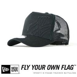 【NEWERAニューエラNEWERA】メッシュキャップスナップバックSNAPBACK帽子9fortyニューヨークヤンキースメンズmen's国内正規品インポートブランド海外ブランド11120288