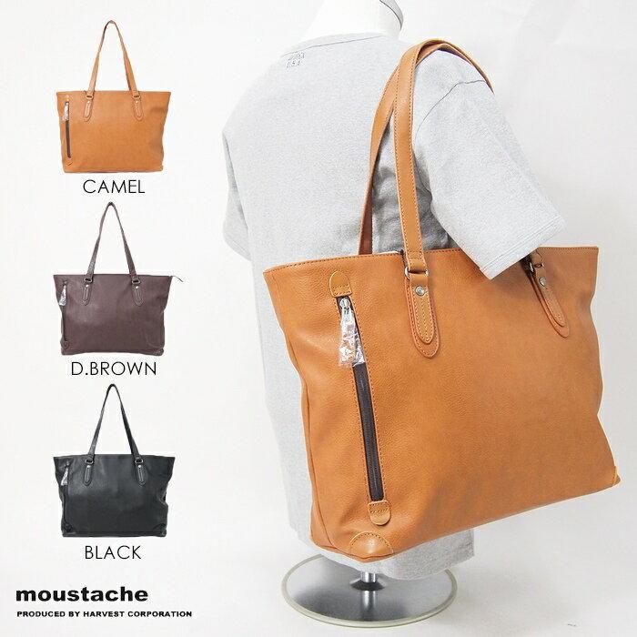 【moustache ムスタッシュ】 トートバッグ バッグ BAG かばん 鞄 メンズ men's レディース lady's JGH-6597