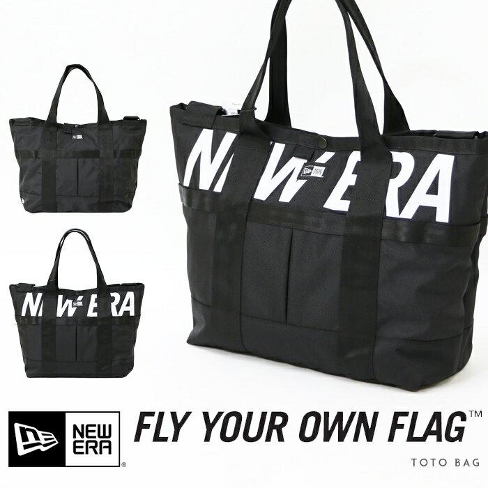 【2019年 春夏新色】【NEWERA ニューエラ NEW ERA】 バッグ トートバッグ ショルダーバッグ ロゴ 2way かばん メンズ men's 通勤 通学 プレゼント 彼氏 男性 Tote Bag 11404124/11901468