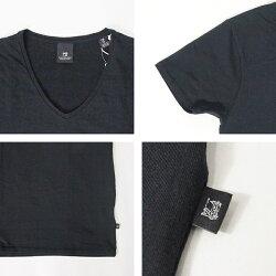 【スコッチ&ソーダSCOTCH&SODAスコッチアンドソーダ】tシャツ半袖Vネック定番アメカジメンズmen's国内正規品インポートブランド海外ブランド34492