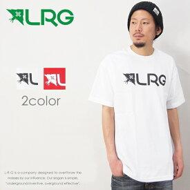 【LRG エルアールジー】 tシャツ 半袖 プリント ストリート スケーター グラフィック メンズ men's 正規品 インポート ブランド 海外ブランド J171061