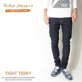 【国内正規品】【nudie jeans ヌーディージーンズ】 TIGHT TERRY タイトテリー スキニー スリム タイト men's メンズ インポートブランド 海外 ブランド TIGHTTERRY-807