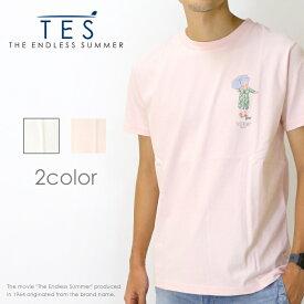 【THE ENDLESS SUMMER ザエンドレスサマー】【TES テス】 tシャツ 半袖 サーフ アメカジ メンズ men's FH-8574366