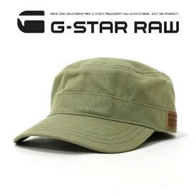 【G-STAR RAW ジースターロウ】 ワークキャップ キャップ アジャスター 帽子 CAP 小物 ジースターロー gstar メンズ men's 国内正規品 インポート ブランド 海外ブランド 89550A-158