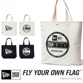 【NEWERA ニューエラ NEW ERA】 トートバッグ キャンバストート バッグ かばん 14L men's メンズ プレゼント 彼氏 男性 CANVAS TOTE BAG/キャンバストートバッグ