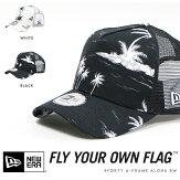 【NEWERAニューエラNEWERA】キャップメッシュキャップスナップバックSNAPBACK帽子9FORTYアロハ柄メンズmen's国内正規品インポートブランド海外ブランド11557415/11557416