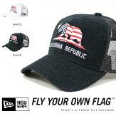 【NEWERAニューエラNEWERA】キャップメッシュキャップスナップバックSNAPBACK帽子アメリカカリフォルニア星条旗メンズmen's国内正規品インポートブランド海外ブランド11557324/11557329