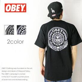 【セール 30%OFF】【OBEY オベイ】 tシャツ 半袖 プリント スケート ストリート グラフィック メンズ men's 正規品 インポート ブランド 海外ブランド 163081682