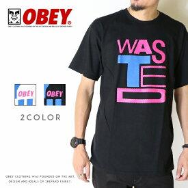 【セール 30%OFF】【OBEY オベイ】 tシャツ 半袖 プリント スケート ストリート グラフィック メンズ men's 正規品 インポート ブランド 海外ブランド 163081735
