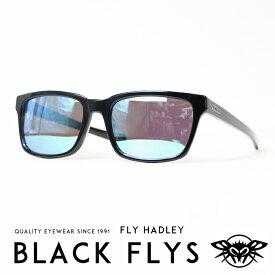 【BLACKFLY ブラックフライ】 FLY HADLEY サングラス 偏光レンズ ミラーレンズ SUNGLASS ストリート系 サーフ系 メンズ men's レディース lady's 国内正規品 インポート ブランド 海外ブランド BF-1194