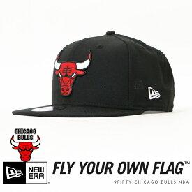 【NEWERA ニューエラ NEW ERA】 キャップ スナップバック 帽子 9fifty シカゴブルズ NBA コラボ メンズ men's 国内正規品 インポート ブランド 海外ブランド 11433974