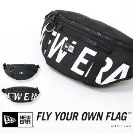 【NEWERA ニューエラ NEW ERA】 ウエストバッグ ボディバッグ ショルダー バッグ かばん 2L men's メンズ プレゼント 彼氏 男性 WAIST BAG/ウエストバッグ 11560427/11901462