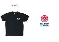 【フランクリンマーシャルFRANKLIN&MARSHALL】tシャツ半袖プリントアメカジfranklin&marshallmen'sメンズ国内正規品インポートブランド海外ブランド49181-4009