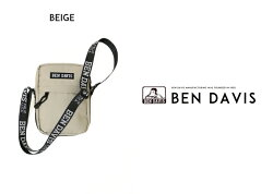 【BENDAVISベンデイビス】バッグショルダーバッグミニショルダー鞄小物メンズmen'sレディースlady'sプレゼント彼氏男性BDW-9309
